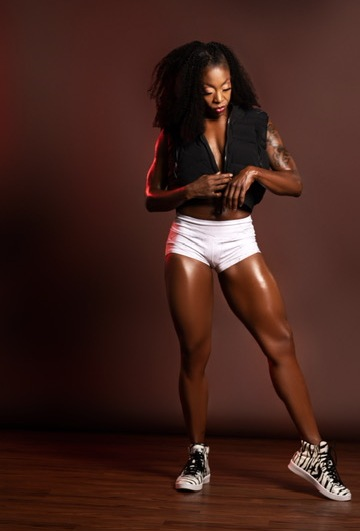 Superwoman CEO, Keefa Hawkins - CrossFit Iconz and Personal Brand BedroomFit